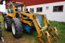 Ford rigid backhoe loader