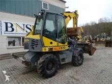 Haulotte MJX 970 **Bj 2009/6090H/Sw/Hammer-Greiferlt backhoe loader