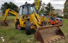 used Kramer rigid backhoe loader
