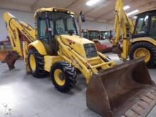 New Holland LB 110 B backhoe loader