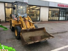 used Benfra articulated backhoe loader