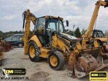 used Caterpillar rigid backhoe loader