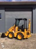 used JCB mini backhoe loader
