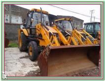 used JCB articulated backhoe loader