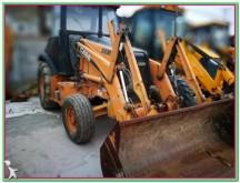 used Case articulated backhoe loader