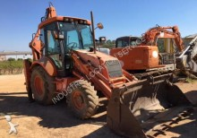 used Fiat-Hitachi rigid backhoe loader