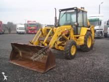 used Massey Ferguson rigid backhoe loader