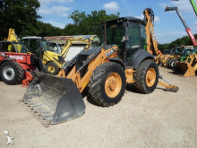 used Case rigid backhoe loader