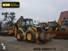 Caterpillar 444E CATERPILLAR RÓWNE KOŁA PRZEBIEG 3317MTH KOPARKO-ŁADOWARKA backhoe loader