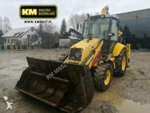 New Holland NEW HOLLAND LB110 KOPARKO-ŁADOWARKA backhoe loader