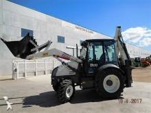 used Terex rigid backhoe loader