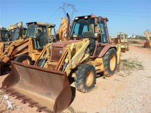 Case 580SK backhoe loader