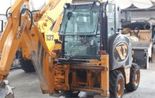 Venieri 133 backhoe loader