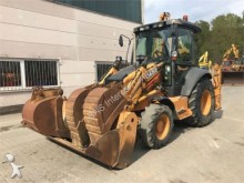 Case 590SR-4PS Teleskop *9050H/Klappschaufel/3xTL* backhoe loader