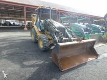 used Caterpillar backhoe loader