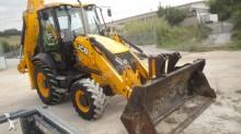 used JCB backhoe loader