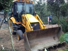 used JCB backhoe loader