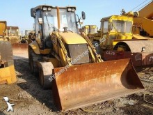 buldoexcavator articulat JCB second-hand