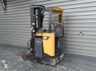 used Caterpillar reach truck