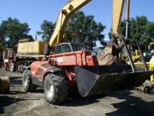 Manitou MT932 reach truck