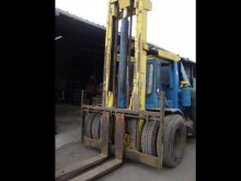 Hyster H 250 E reach truck