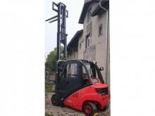 Linde H20T reach truck