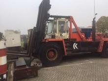 used Kalmar reach truck