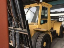 used Hyster reach truck