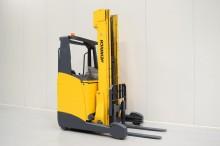 Jungheinrich ETM 214 ETV 214 /15800/ reach truck