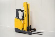 Jungheinrich ETM 216 ETV 216 /15799/ reach truck
