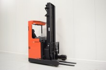 used BT reach truck