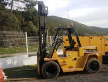 used Daewoo reach truck