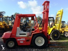 used Manitou reach truck