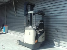 used Crown reach truck