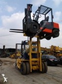 View images Komatsu FD100 reach truck