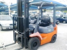 used Toyota side loader