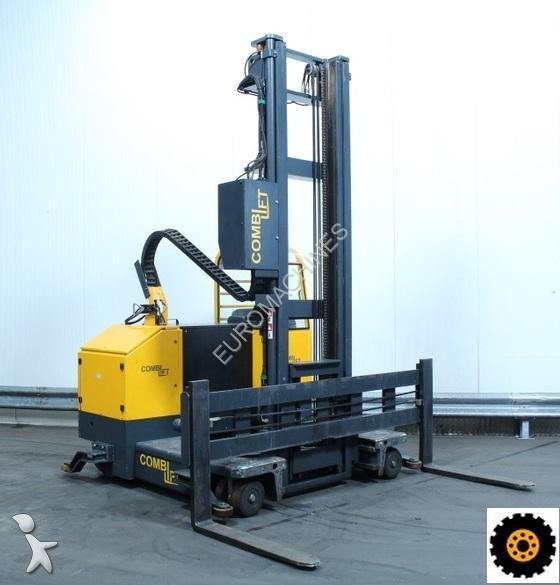 Carretilla de carga lateral combilift jedy 3060 el ctrico - Carretillas de carga ...