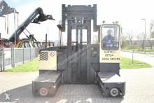 used Hubtex side loader