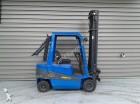 used Detas diesel forklift
