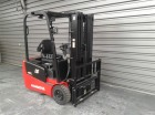 new Hangcha electric forklift