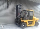 used Caterpillar diesel forklift