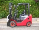 new Hangcha diesel forklift