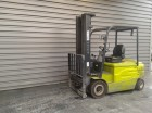used Clark electric forklift