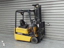 used Caterpillar electric forklift