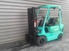 used Mitsubishi gas forklift