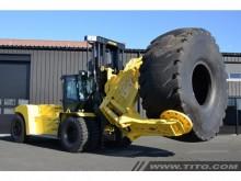 Hyster H32XM-12 tirehandler