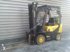 used Daewoo gas forklift