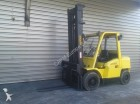 used Hyster diesel forklift