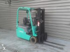 used Mitsubishi electric forklift