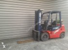 used Heli gas forklift